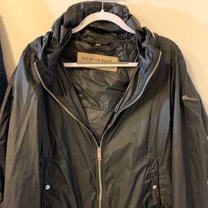 Burberry Rain Jacket/Windbreaker Men's